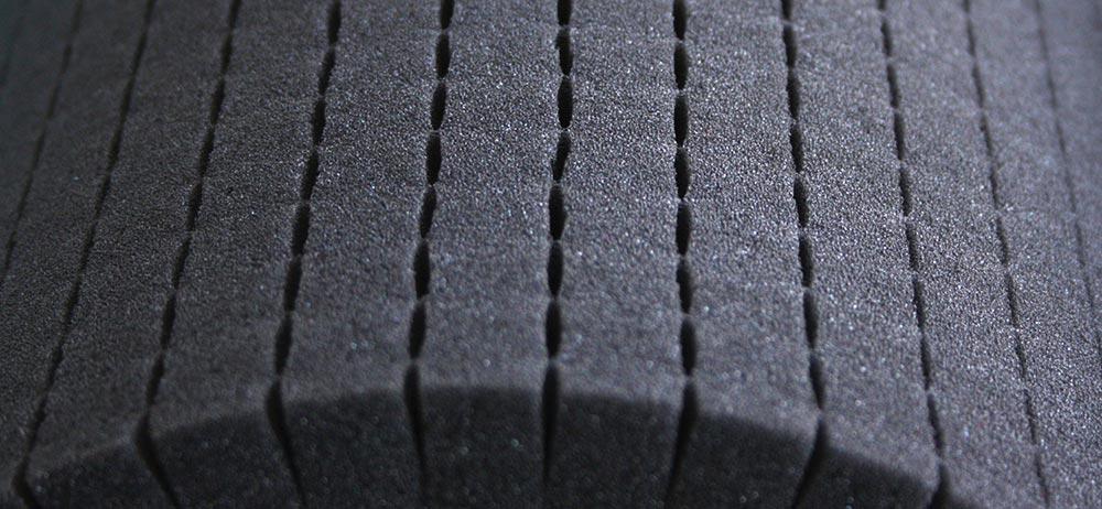 100 cm x 50 cm schaumstoff versandkostenfrei als raster w rfelschaum noppenschaumstoff oder. Black Bedroom Furniture Sets. Home Design Ideas